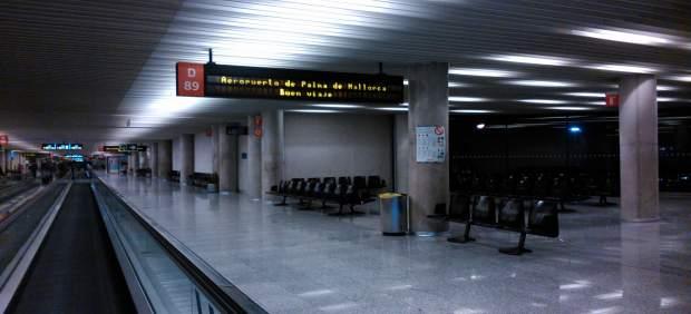 El Aeropuerto de Palma concluye la primera fase de obras del sistema de facturación de equipajes