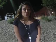 Así reacciona una diputada de EE UU tras ser cazada ebria al volante