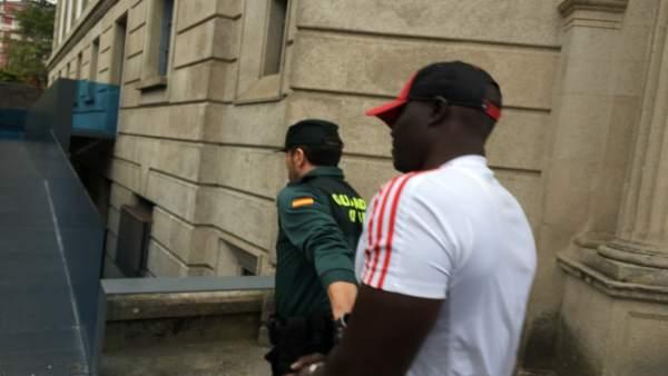 El procesado por el crimen de Tatiana Vázquez en Lugo