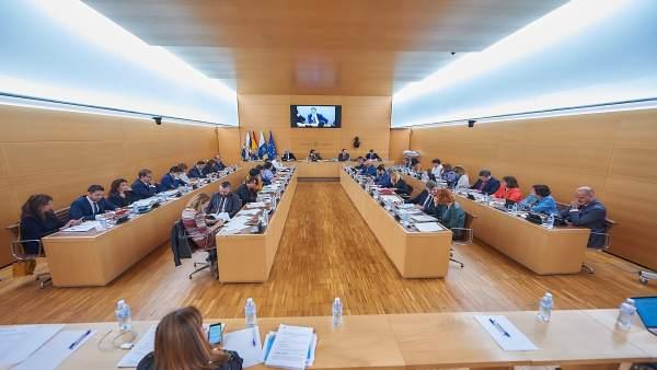 [Grupocanarias] Nota De Prensa Y Fotografía: Pleno Acuerdos