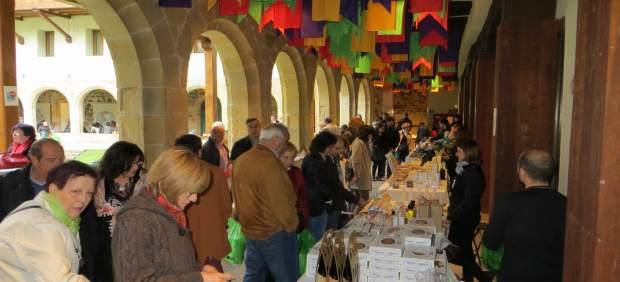 """La XV edición de """"Los Dulces del Convento"""" reúne en Bilbao productos de 37 conventos de clausura"""