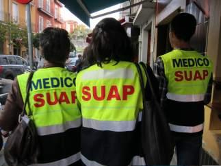 Médicos del SUAP
