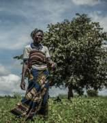 Fati Marmoussa es una joven agricultora de la región de Tafgo, Burkina Faso. Ha participado en actividades de formación para mejorar la nutrición y salud de su familia