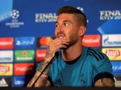"""Sergio Ramos: """"En el vestuario están todos como miuras"""""""