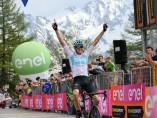 Chris Froome (Sky) gana en el Giro