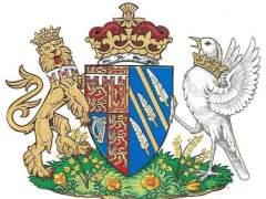 Meghan pone un poco de California en su escudo como duquesa