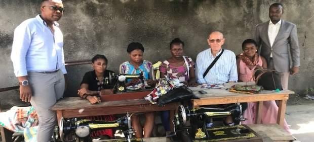 """Errenteria financia una casa de acogida en el Congo para niñas tachadas de """"brujas"""" y repudiadas por sus familias"""
