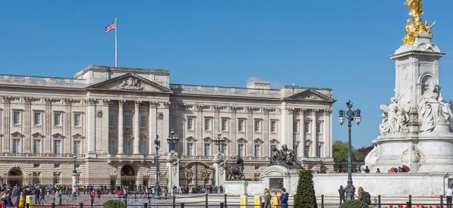 Palacio de Buckingham.