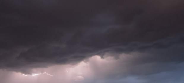 Aviso amarillo por lluvias y tormentas en el Pirineo oscense y en la Comarca de las Cinco Villas