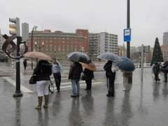 La inestabilidad continuará esta semana en la Península, con 15 provincias en aviso por lluvias y tormentas