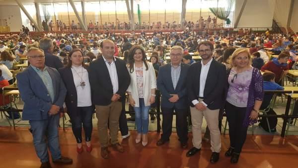XVIII Olimpiada Matemática 'Guadalentín'