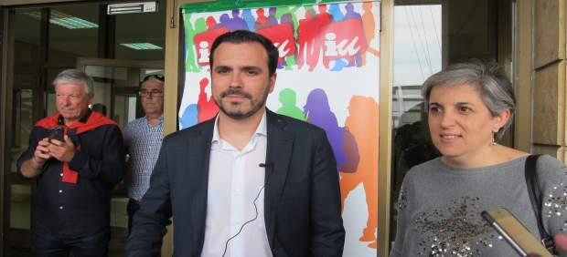 """Garzón reitera que el chalé es algo """"personal"""" de Iglesias y Montero y pide hablar de asuntos públicos """"cuanto antes"""""""