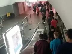 Reabren las estaciones de metro de Kiev cerradas por avisos de bomba