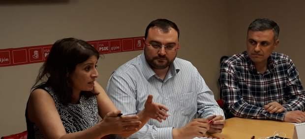 La FSA proclama a Adrián Barbón candidato provisional a la presidencia del Principado