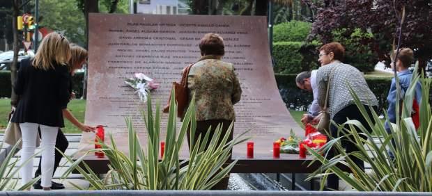 """Familiares de víctimas del Yak-42 conmemoran los 15 años de la tragedia aérea """"satisfechos"""" por su trabajo"""