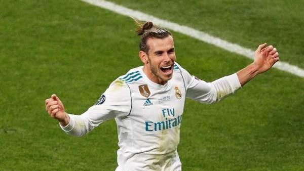 Gareth Bale, héroe de la decimotercera Copa de Europa del Real Madrid.