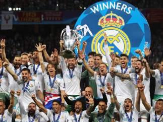 La final de la Champions League 2018, en imágenes