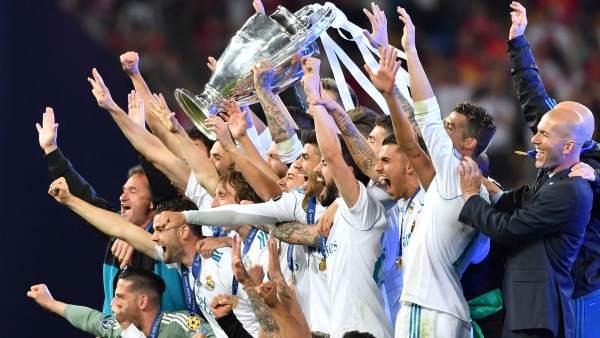 Tres años, tres Champions.