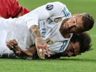 Lesión de Salah