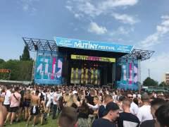 Mueren dos jóvenes en un festival de música al sur de Inglaterra