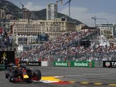 Ricciardo gana un GP de Mónaco en el que Alonso abandonó