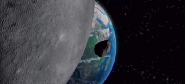 Los asteroides contra la Tierra y la Luna se han multiplicado desde la era de dinosaurios