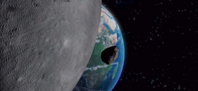 Asteroide Chicxulub