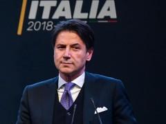 Giuseppe Conte rechaza formar Gobierno en Italia