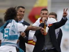"""Sergio Ramos se la devuelve a Juanfran: """"Que se enteren los indios quién manda en la capital"""""""