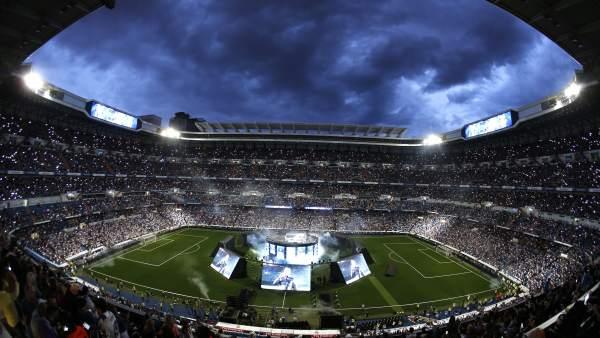 El Real Madrid celebra su 13ª Copa de Europa
