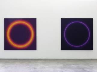 Dos obras de José María Yturralde