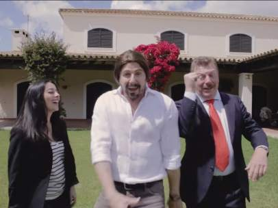 Versión de Los Morancos sobre Pablo Iglesias