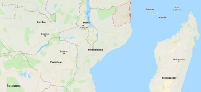 Cabo Delgado, Mozambique
