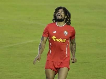 Román Torres, el jugador más importante de la selección panameña.