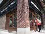 Cierre de locales de Starbucks