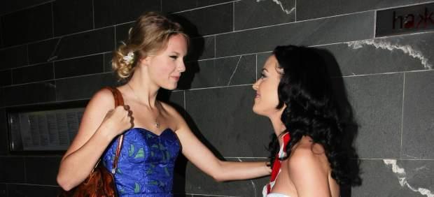 Taylor Swift y Katy Perry