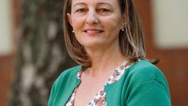 Elena Antoñanzas, subdirectora de Cuidados del CHN, autora de la tesis.