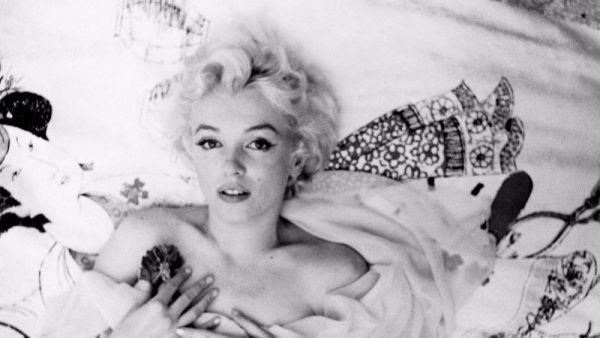 Descubren Imágenes De Un Desnudo De Marilyn Monroe Eliminado De