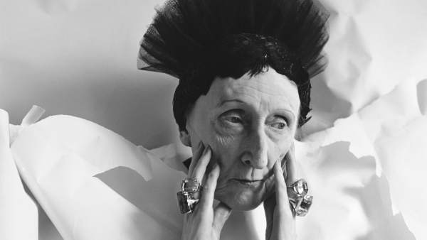 Cecil Beaton. Edith Sitwell, 1962