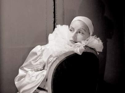 Cecil Beaton. Greta Garbo, 1946