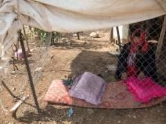 Poblado beduino amenazado en Cisjordania