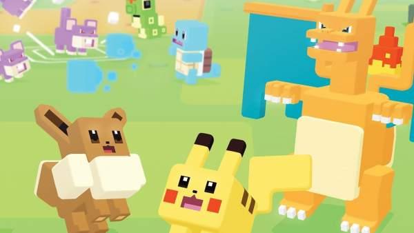 Pokemon Quest Un Rpg De Accion Para Nintendo Switch Y Gratuito