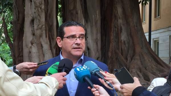 """El PPCV critica que la moció use com a argument la corrupció quan """"es tanca el cercle"""" sobre el PSPV"""