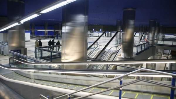 Metro de Madrid hará pruebas a 1.000 empleados para descartar problemas de salud por amianto