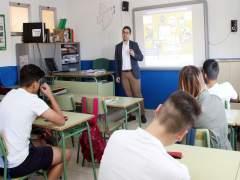 Curso edufinet educación financiera unicaja para alumnos educación ESO