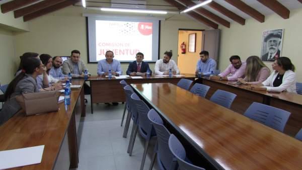 Comisión de Juventud del PSOE
