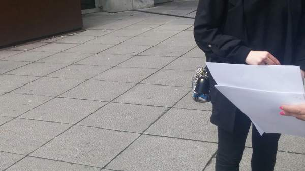 La joven que acusa a un profesor de conservatorio de abusos