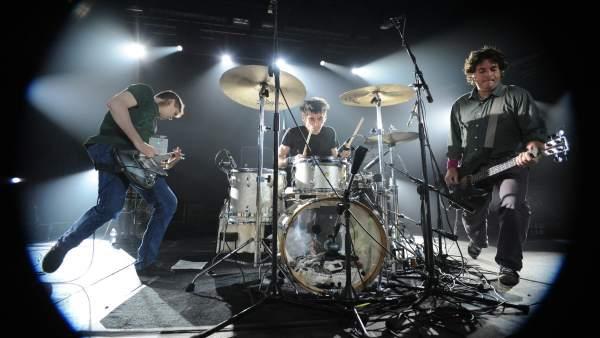 Shellac actuarán por segunda vez en Galicia el miércoles