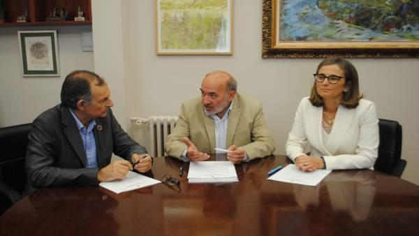 Endesa y ECODES impulsan proyecto piloto de eficiencia energética en Calatayud