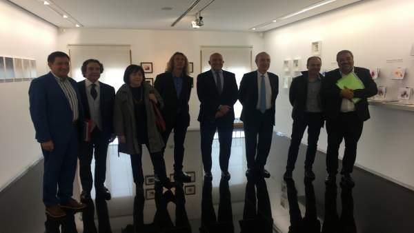 Valladolid.- Jurado del Premio Internacional de Poesía